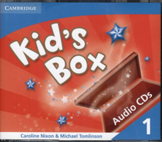 Picture of KID´S BOX 1 AUDIO CD(3)