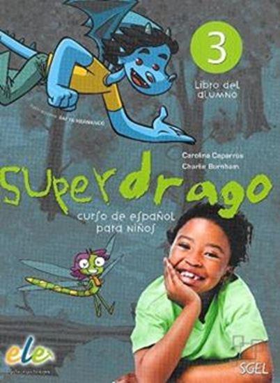 Picture of SUPERDRAGO 3 - LIBRO DEL ALUMNO