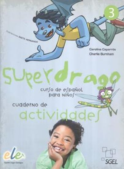 Picture of SUPERDRAGO 3 - CUADERNO ACTIVIDADES