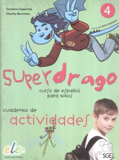 Picture of SUPERDRAGO 4 - CUADERNO DE ACTIVIDADES