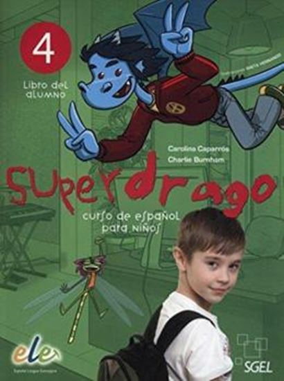 Picture of SUPERDRAGO 4 - LIBRO DEL ALUMNO