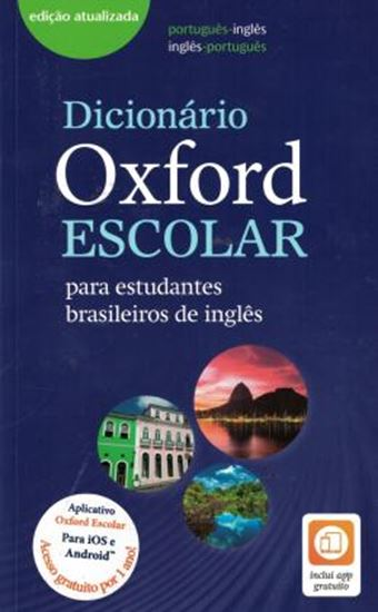Picture of DICIONARIO OXFORD ESCOLAR WITH ACCESS CODE - 3RD ED