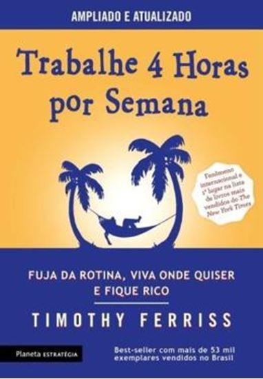 Picture of TRABALHE 4 HORAS POR SEMANA - 3ª ED
