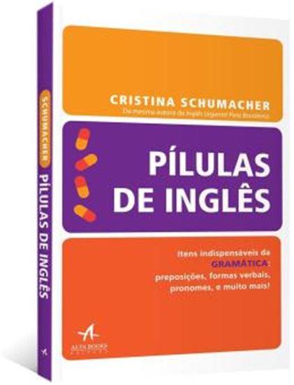Picture of PILULAS DE INGLES - GRAMATICA