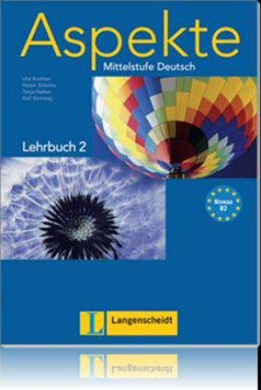 Picture of ASPEKTE  - MITTELSTUFE DEUTSCH LEHRBUCH OHNE DVD