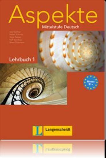 Picture of ASPEKTE - MITTELSTUFE DEUTSCHLEHRBUCH OHNE DVD