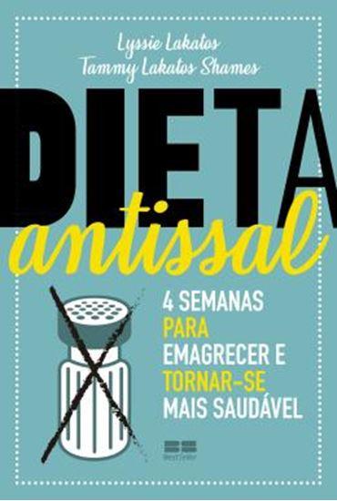 Picture of DIETA ANTISSAL - 4 SEMANAS PARA EMAGRECER E TORNAR-SE MAIS SAUDAVEL
