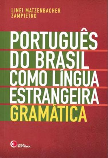 Picture of PORTUGUES DO BRASIL COMO LINGUA ESTRANGEIRA - GRAMATICA