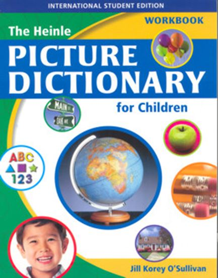 Picture of HEINLE PICTURE DICTIONARY FOR CHILDREN, THE - AMERICAN ENGLISH WB