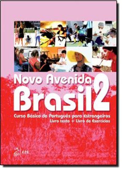 Picture of NOVO AVENIDA BRASIL 2 - LIVRO TEXTO E LIVRO DE EXERCICIOS