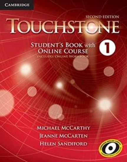 Picture of TOUCHSTONE 1 SB WITH ONLINE COURSE - INCLUDES ONLINE WORKBOOK - 2ND ED