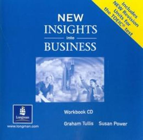 Picture of NEW INSIGHTS INTO BUSINESS WB FOR TOEIC - NEW EDITION
