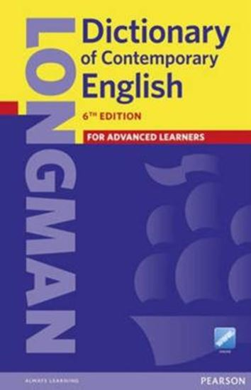 Picture of LONGMAN DICTIONARY OF CONTEMPORARY ENGLISH WITH ONLINE ACCESS - 6TH ED