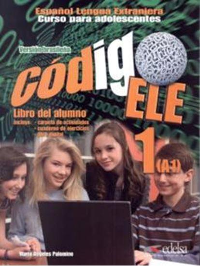 Picture of CODIGO ELE 1 - LIBRO DEL ALUMNO + LIBRO DE EJERCICIOS - VERSION BRASIL