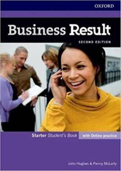 Picture of BUSINESS RESULT STARTER STUDENT´S BOOK WITH ONLINE PRACTICE - 2ND ED