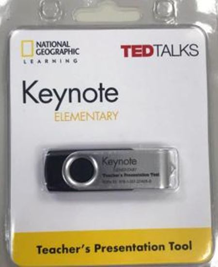Picture of KEYNOTE ELEMENTARY TEACHER´S PRESENTATION TOOL USB