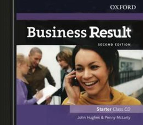 Picture of BUSINESS RESULT STARTER CLASS AUDIO CD - 2ND ED
