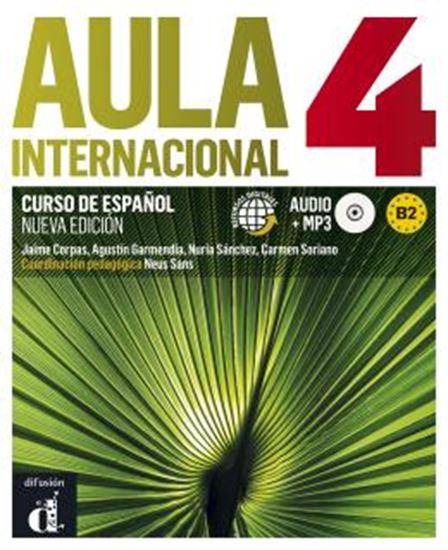 Picture of AULA INTERNACIONAL 4 LIBRO DEL ALUMNO B2.1 CON CD AUDIO