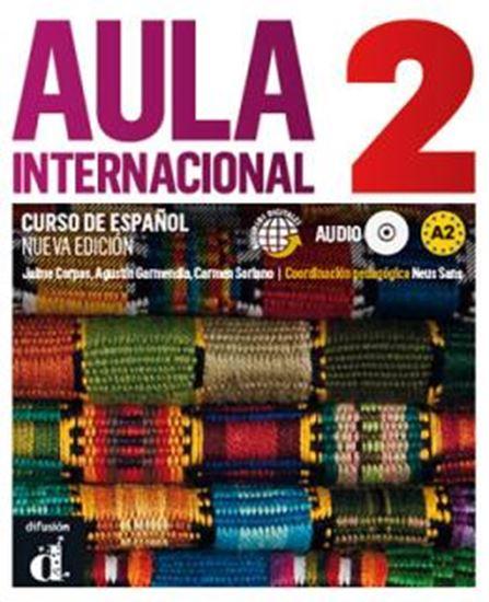 Picture of AULA INTERNACIONAL 2 LIBRO DEL ALUMNO A2- N/E