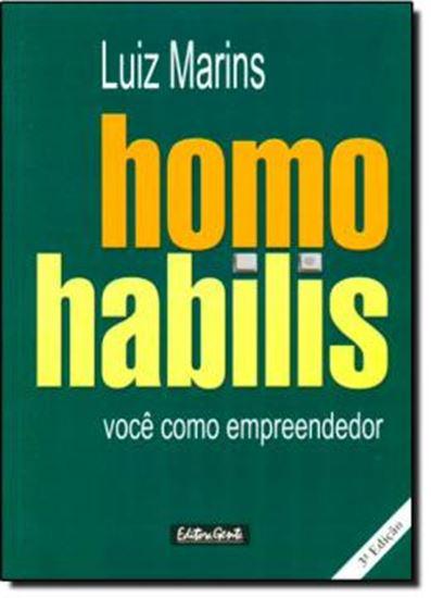 Picture of HOMO HABILIS - VOCE COMO EMPREENDEDOR