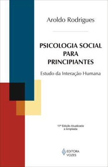 Picture of PSICOLOGIA SOCIAL PARA PRINCIPIANTES