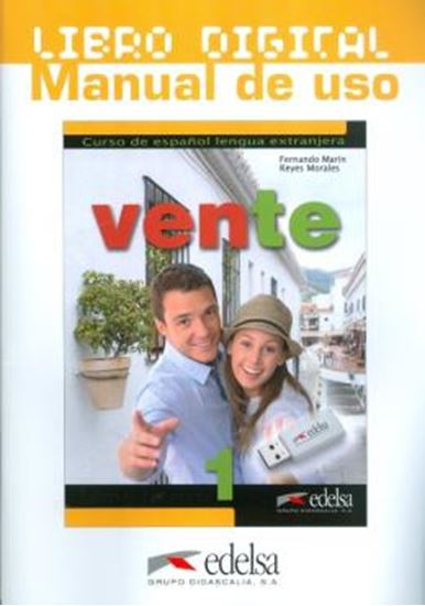 Picture of VENTE 1 - LIBRO DIGITAL MANUAL DE USO