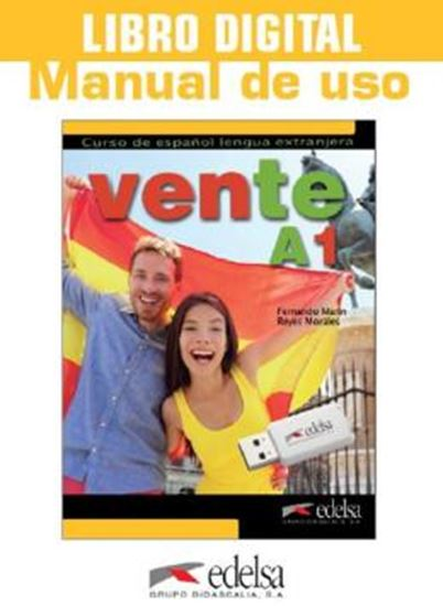 Picture of VENTE A1 - LIBRO DIGITAL Y MANUAL DE USO