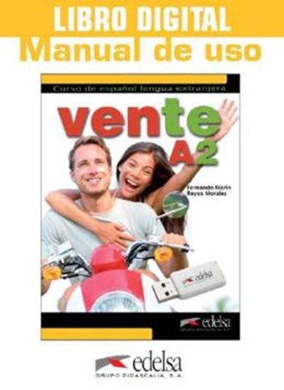 Picture of VENTE A2 - LIBRO DIGITAL Y MANUAL DE USO