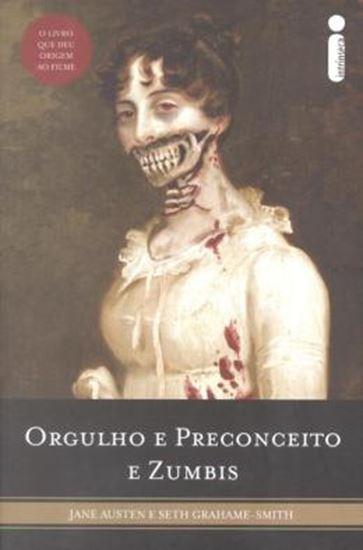 Picture of ORGULHO E PRECONCEITO E ZUMBIS
