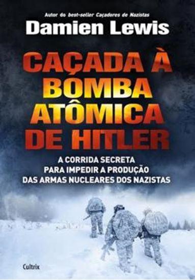 Picture of CACADA A BOMBA ATOMICA DE HITLER