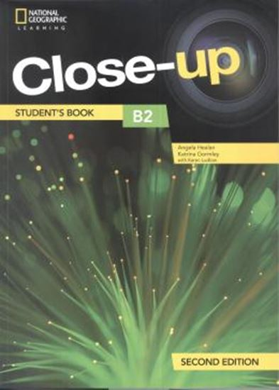 Picture of CLOSE-UP B2 STUDENT´S BOOK WITH STUDENT´S BOOK ZONE - 2ND ED