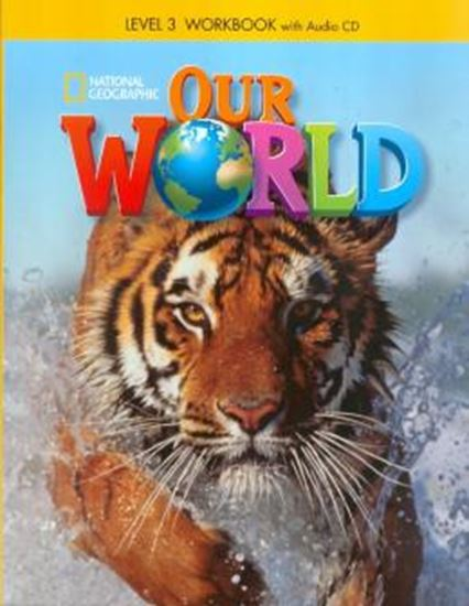 Picture of OUR WORLD 3 WORKBOOK WITH AUDIO CD