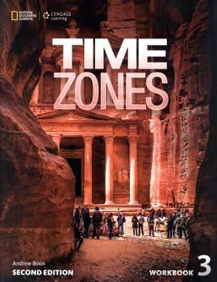 Picture of TIME ZONES 3 WORKBOOK - 2ND ED