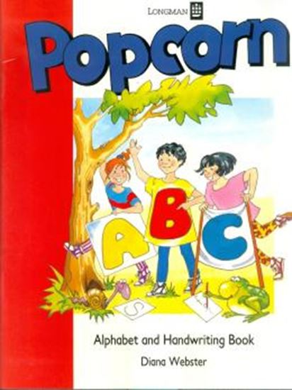 Picture of POPCORN - ALPHABETH AND HANDWRITING BOOK