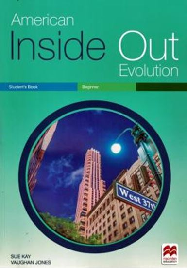 Picture of AMERICAN INSIDE OUT EVOLUTION - BEGINNER - STUDENTS PACK WITH WORKBOOK - WITH KEY