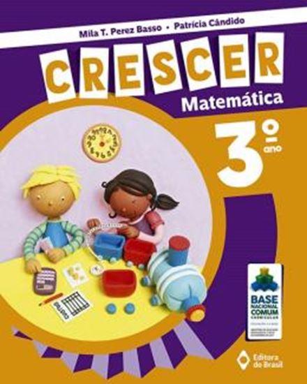 Picture of CRESCER MATEMATICA - 3º ANO