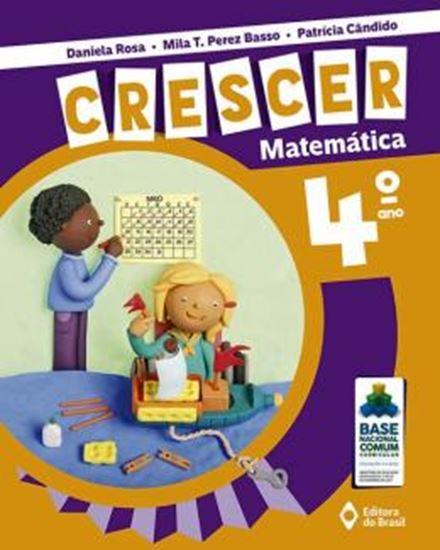 Picture of CRESCER MATEMATICA - 4º ANO