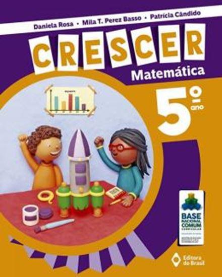 Picture of CRESCER MATEMATICA - 5º ANO