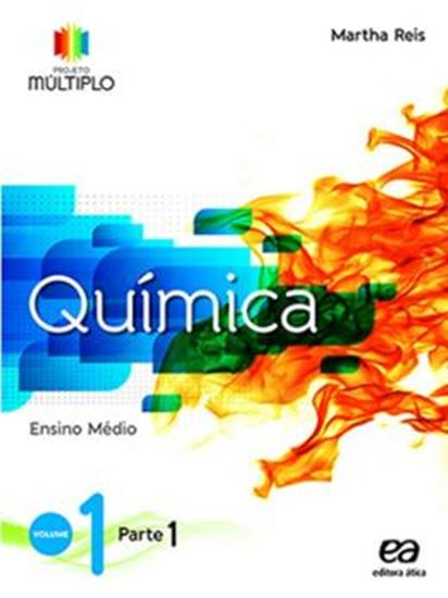 Picture of PROJETO MULTIPLO - QUIMICA - VOL. 1