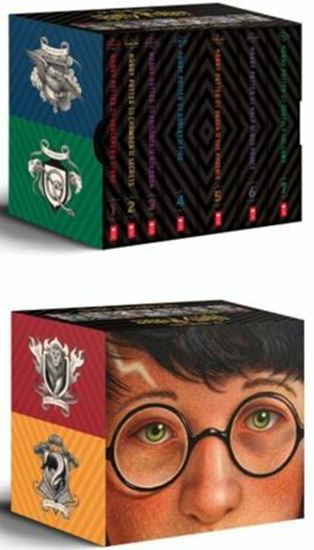 Picture of HARRY POTTER BOXED SET
