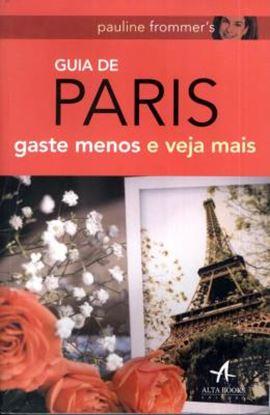 Imagem de  FROMMER´S PARIS GASTE MENOS E VEJA MAIS
