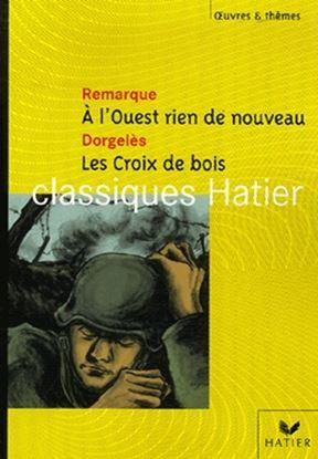 Imagem de A L´OUEST RIEN DE NOUVEAU - LES CROIX DE BOIS
