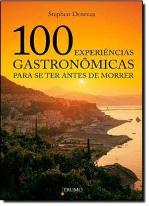 Imagem de 100 EXPERIENCIAS GASTRONOMICAS