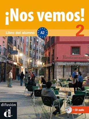 Imagem de ¡NOS VEMOS! A2 - LIBRO DEL ALUMNO + CD AUDIO