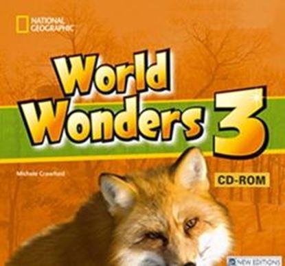 Imagem de  WORLD WONDERS 3 - CD-ROM