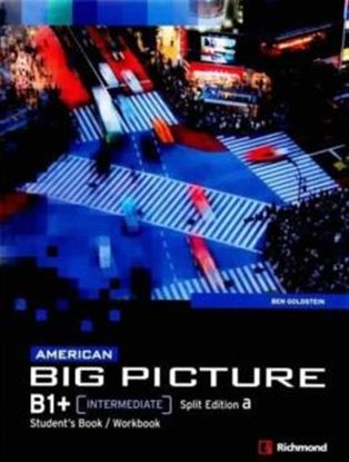 Imagem de    PACK AMERICAN BIG PICTURE B1+ (SPLIT A+CD)