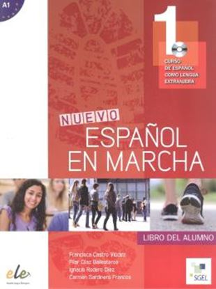 Imagem de NUEVO ESPANOL EN MARCHA BRASIL 1 - ALUMNO + CD