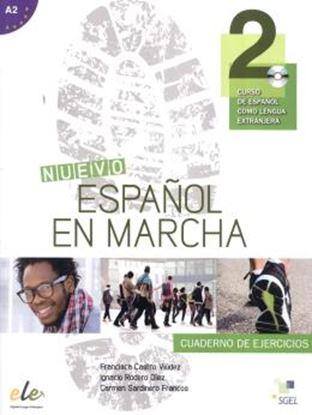Imagem de NUEVO ESPANOL EN MARCHA BRASIL 2 - EJERCICIOS + CD