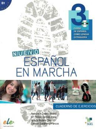 Imagem de NUEVO ESPANOL EN MARCHA BRASIL 3 - EJERCICIOS + CD