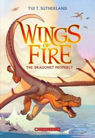 Picture of  DRAGONET PROPHECY, THE